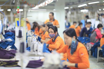 The ILO held a webinar to highlight the early stages of research that two PhD students have been working on related to innovation drivers for environmental sustainability in the garment sector under the Decent Work in Garment Supply Chains Asia project.