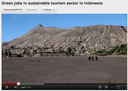 Green jobs in sustainable tourism sector in Indonesia