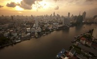 Hit by drought and seawater, Bangkok tap water may run out in a month