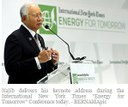 Malaysia to work on climate action towards greener economy - Najib