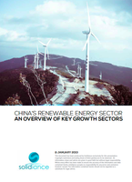 China's Renewable Energy Sector - An overview of key growth sectors