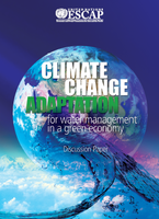 Climate change adaptation for water management in a green economy