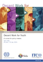 Decent work for youth