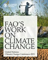 FAO's Work on Climate Change, United Nations Climate Change Conference 2015