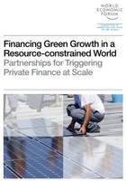 Financing Green Growth in a Resource-constrained World