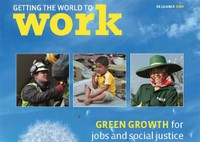 Getting the World to Work: Green growth for jobs and social justice