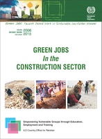 Green jobs in the construction sector