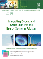 Integrating decent and green jobs into the energy sector in Pakistan