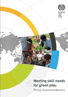 Meeting skill needs for green jobs: Policy recommendations