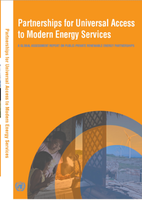 Partnerships for universal access to modern energy services