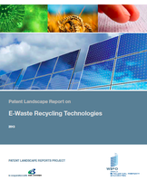 Patent Landscape report on E-waste Recycling Technologies