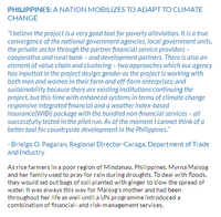 Philippines: A Nation Mobilizes to Adapt to Climate Change