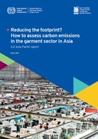 Reducing the footprint? How to assess carbon emissions in the garment sector in Asia