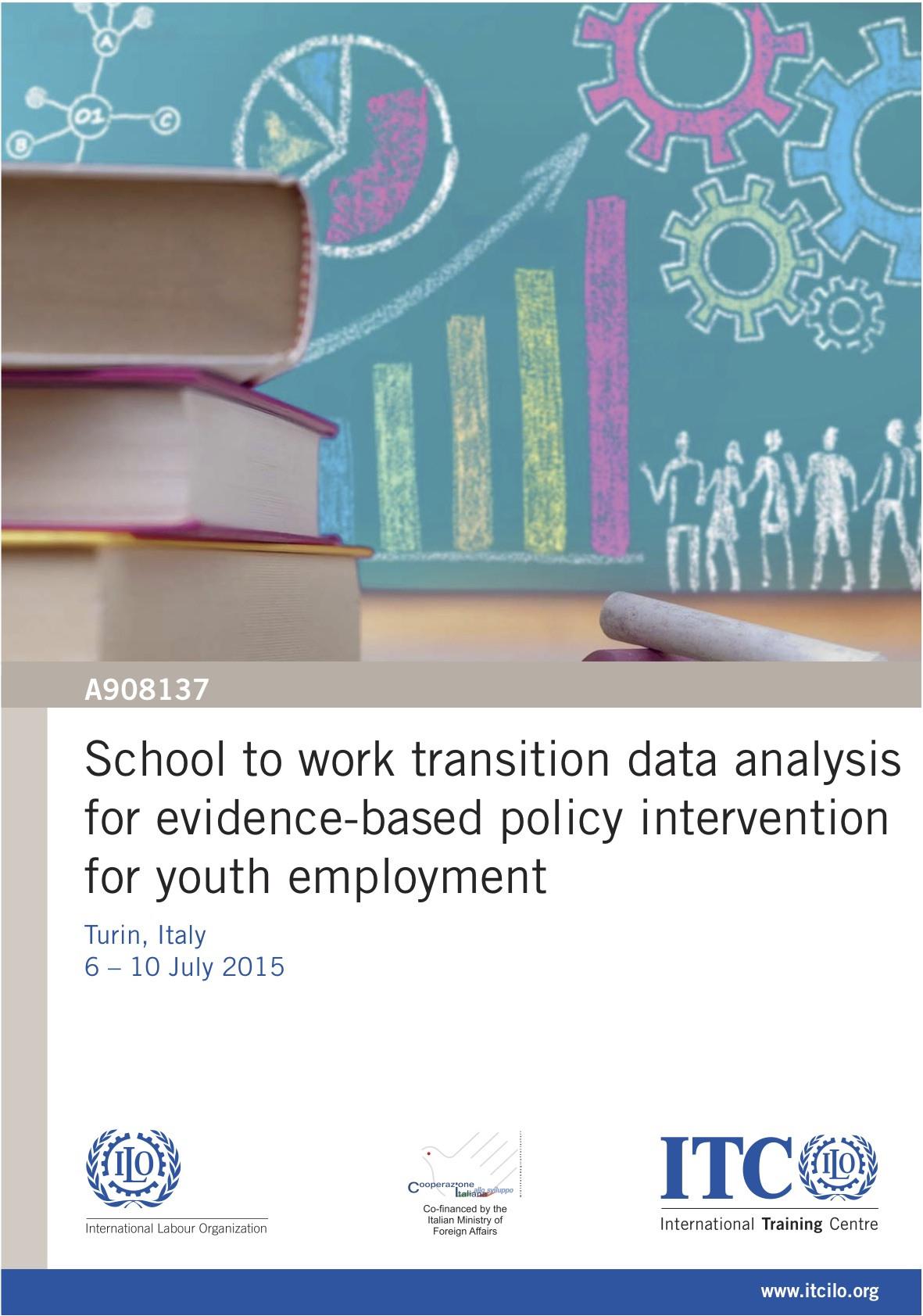 School to work transition data analysis for evidence-based policy intervention for youth employment (EN/FR)