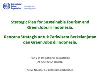 Strategic Plan for Sustainable Tourism and Green Jobs in Indonesia: Part2 Standardisation and Accreditation