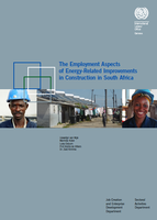 The Employment Aspects of Energy-Related Improvements in Construction in South Africa