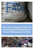 The Labour, Human Health and Environmental Dimensions of E-waste Management in China