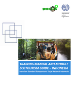 Training Module Competency Standard for Ecotourguides