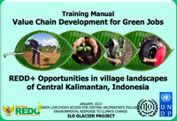 Value Chain Analysis in Rubber and Fisheries sector (GLACIER project, Jan 2013)