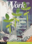 World of Work on Green Jobs: Climate change in the world of work